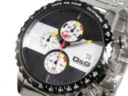 sean 腕時計(メンズ) DOLCE&GABBANA(D&G) WATCHドルチェ&ガッバーナ(ドルガバ) ウォッチ 腕時計 SEAN クロノグラフDW0374MIRA-819090