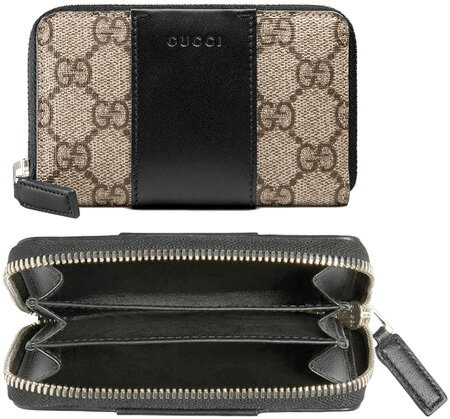 0c4d25b0ff7a コインケース/ 447964 KLQHG 8526 GUCCI GUCCI LINE A エボニー グッチ GGスプリーム [送料無料] キー ...