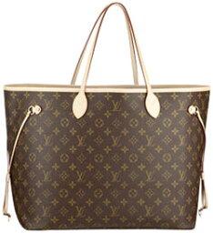 ルイヴィトン バッグ モノグラム(レディース) LOUIS VUITTONルイヴィトントートバッグモノグラム ネヴァーフルGMM40157ショルダーバッグ ショッピングトートバッグルイビトンかばん 鞄 カバン BAG