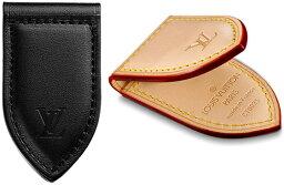 ルイヴィトン マネークリップ LOUIS VUITTONマグネット式レザーマネークリップブラック ナチュラルベージュ30枚の紙幣を束ねることが可能パンスアビエ LVヘリテージ VVN ルイヴィトンお財布を持ちたくない方にエンボスLVロゴ ヌメ革ルイビトン ビルクリップ アクセサリー