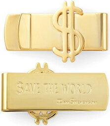 ポールスミス マネークリップ Paul Smith ポールスミスゴールドダラーロゴ マネークリップロゴ刻印 ドル $マークアクセサリー 財布 札挟みメンズ レディースお札を簡単に挟めますお財布を持ち歩くのは好まないといった方にアートエキシビション