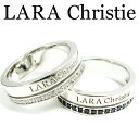 LARA Christie ララクリスティー トラディショナルリング ペア リング CZ シルバー925