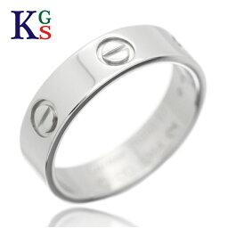 カルティエ 指輪 【新古品】【4号〜20号】カルティエ/Cartier / ジュエリー ウェディング 結婚指輪 レディース メンズ / ラブリング LOVE Pt950 / プラチナ B4084900