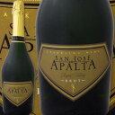 金賞ワインのギフト サン・ホセ・デ・アパルタ・ブラン・ド・ブラン・ブリュット【チリ】【スパークリングワイン】【750ml】【辛口】【San Jose de Apalta】【シャルドネ100%】【金賞】