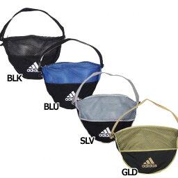 アクセサリー ストレッチボールバッグ 1個入れ 【adidas|アディダス】サッカーフットサルアクセサリーバッグakm31