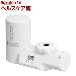 蛇口直結型浄水器 浄水器 クリンスイ モノ MD201-WT(1コ入)【クリンスイ】