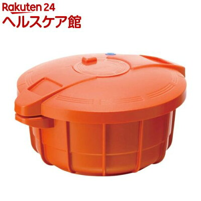 MEYER 電子レンジ圧力鍋 パンプキンオレンジ MPC-2.3PO(1コ入)【マイヤー(MEYER)】
