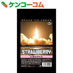 宇宙食 SPACE FOOD(宇宙食) スペースアイスクリーム(ストロベリー)[SPACE FOODS(スペースフーズ) フリーズドライ 宇宙食 非常食 防災グッズ]