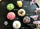 上生菓子 【 春 】6個入 高級 上生菓子 練り切り 期間限定 お取り寄せ 個包装 送料無料