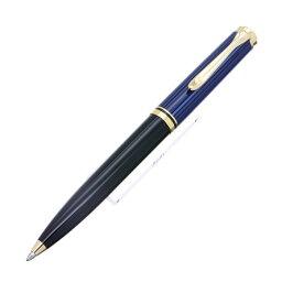 ペリカン ボールペン 【送料無料】 Pelikan ペリカン ボールペン スーベレーン K600 ブルー縞 【正規品】【smtb-f】