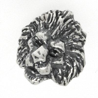 CRAZY PIG(クレイジーピッグ) LION HEAD STUD(ライオンヘッドピアス) #954