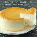 ベイクドチーズケーキ 【とろける2層のチーズケーキ(直径11.5cm)】小島屋乳業製菓 チーズケーキ ベイクドチーズケーキ チーズスフレ スイーツ