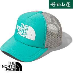 ザ・ノース・フェイス THE NORTH FACE ザ・ノースフェイス ロゴメッシュキャップ ユニセックス ジェイデングリーンNN02045