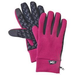 ミレー 手袋(メンズ) ミレー ウォーム ストレッチ トレック グローブ MIV01468 ユニセックス/男女兼用 手袋 WARM STRETCH TREK GLOVE