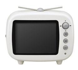 グリーンハウス デジタルフォトフレーム 【グリーンハウス(GREEN HOUSE)】3.5インチ【テレビ 型 デジタル フォトフレーム】ホワイト 製品型番:GHV-DF35TVW