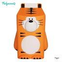フリッジィズー Fridgeezoo Q フリッジィズー フリッジーズー キュー 冷蔵庫保管型おしゃべりガジェット タイガー Tiger 虎 トラ 英語 ソリッドアライアンス FGZ-Q-TG04
