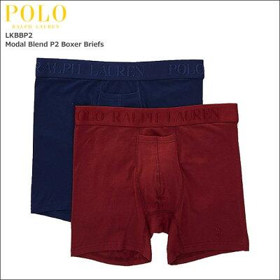 ボクサーパンツ メンズ セット【ポロ・ラルフローレン/Polo Ralph Lauren】メンズボクサーパンツ 2枚組セット 人気ブランド 【30-0826】パンツ 下着 売れ筋 ブランドパンツ ブランド下着