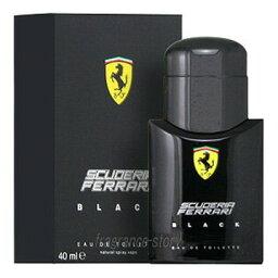 フェラーリ フェラーリ FERRARI フェラーリ ブラック 125ml EDT SP fs 【あす楽:エリア限 営業日 正午迄】【香水・メンズ】