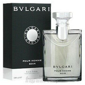 ブルガリ BVLGARI ブルガリ プールオム ソワール 100ml EDT SP fs 【あす楽】【香水 メンズ】