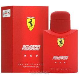 フェラーリ フェラーリ FERRARI フェラーリ レッド 125ml EDT SP fs 【あす楽:エリア限 営業日 正午迄】【香水】【RCP】