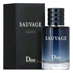 ディオール クリスチャン ディオール CHRISTIAN DIOR ソヴァージュ 60ml EDT SP fs 【香水 メンズ】【あす楽】【送料無料】