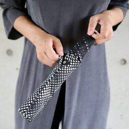 リズベット・フリース kura (クーラ)Lisbet Friis(リズベットフリース)ミニフラワーパワー折りたたみアンブレラ ブラック 傘