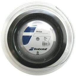 ガット 「新パッケージ」BabolaT(バボラ)「RPM Blast 120/125/130(RPMブラスト) 200mロール BA243101」硬式テニスストリング(ガット)
