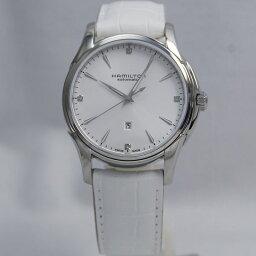 ハミルトン ビューマチック 腕時計(レディース) ハミルトン ジャズマスタービューマチック レディ オート 34mmH32315811
