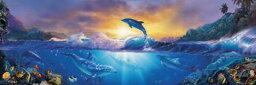 クリスチャン・ラッセン ジグソーパズル 【引上品】◆希少品◆954ピースジグソーパズル『プレシャス ハーモニー(CRラッセン)』《廃番商品》
