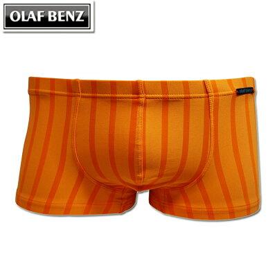 OLAF BENZ オラフベンツ ローライズボクサーパンツ RED1518 Carrot Minipants