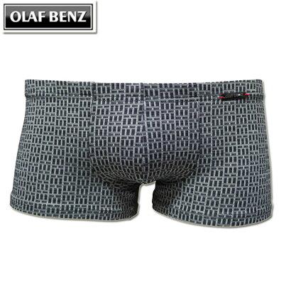 OLAF BENZ オラフベンツ ローライズボクサーパンツ RED1861 Stone Minipants