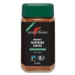 マウント ハーゲン カフェインレス コーヒー 【MIE PROJECT】 マウント ハーゲン オーガニック カフェインレス インスタントコーヒー 100g・パッケージ変更【05P03Dec16】