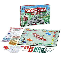 モノポリー モノポリー クラシック C1009ゲーム パーティーゲーム ボードゲーム MONOPOLY ハズブロ 【TC】