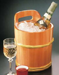 サワラワインクーラー 【ワイン用品】【ワイン・シャンパンクーラー】サワラ ワインクーラー 2.9L (6-1728-1701)