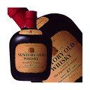 サントリー オールド ウイスキー ザ・サントリー オールド43度700ml1ケース(12本)