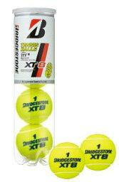 ボール 【4個入り15缶を1ケース】BRIDGESTONE(ブリヂストン)XT8(エックスティエイト)テニスボール BBA4XT-15SET【定番】