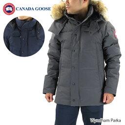 カナダグース CANADA GOOSE カナダグースWyndham Parka メンズ ダウンコート ウィンダムパーカート [3808M]