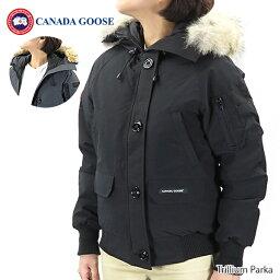 カナダグース CANADA GOOSE カナダグースChilliwack Bomber チリワックボンバー レディース ダウンコート アウター ダウンジャケット ブルゾン ファー[7950L]