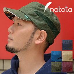 ナコタ nakota ナコタ メッシュドゴールワークキャップ 帽子 メンズ レディース 春 夏 大きいサイズ スポーツ アウトドア