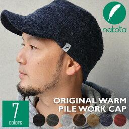 ナコタ nakota ナコタ ウォーム パイルワークキャップ 帽子