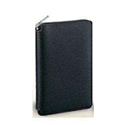 ダ・ヴィンチ 手帳 レイメイ ダ・ヴィンチ グランデ ピッグスキン 聖書サイズシステム手帳 ラウンドファスナータイプ DB1402 B ブラック