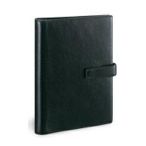 レイメイ ダ・ヴィンチ スーパーロイスレザー A5サイズシステム手帳 DSA3002 B ブラック