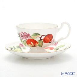 エインズレイ ティーカップ エインズレイ エデン ティーカップ&ソーサー(オーバン) おしゃれ かわいい 食器 ブランド 結婚祝い 内祝い
