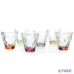 Home&Table RCR Home&Table リフレッシ カラー タンブラー(L) 300cc 6色セット グラス ギフト 食器 ブランド 結婚祝い 内祝い