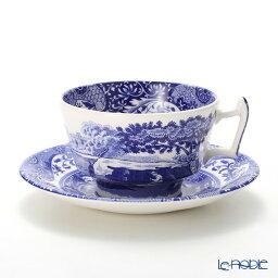 スポード スポード ブルーイタリアン ティーカップ&ソーサー おしゃれ かわいい 食器 ブランド 結婚祝い 内祝い