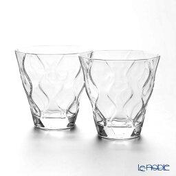 Home&Table 【ポイント10倍】RCR Home&Table リフレッシ クリスタル タンブラー(L) 300cc H9.5cm ペア グラス ギフト 食器 ブランド 結婚祝い 内祝い