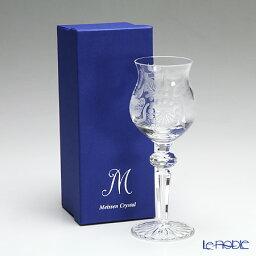 マイセン マイセン(Meissen) マイセンクリスタル オーキッド OR/06/1 赤ワイン 18.6cm/170cc グラス ワイングラス ギフト 食器 ブランド 結婚祝い 内祝い