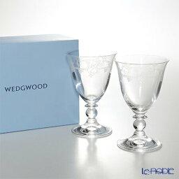 ウェッジウッド ウェッジウッド (Wedgwood) フェスティビティ クリスタル ワイン 200cc ペア ウエッジウッド 結婚祝い 内祝い お祝い グラス ワイングラス 兼用 ギフト 食器 ブランド