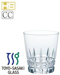【包装不可】 東洋佐々木ガラス カットグラス 10オールド 品番:T-20113HS-C704 glass ウイスキー ロック グラス 日本製