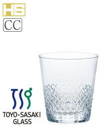 【包装不可】 東洋佐々木ガラス カットグラス 10オールド 品番:T-20113HS-C705 glass ウイスキー ロック グラス 日本製
